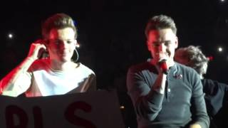 One Direction - Little Things - 25 Sept 15 O2 Arena London HD