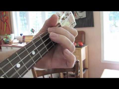 Five Foot Two Ukulele Chords Youtube