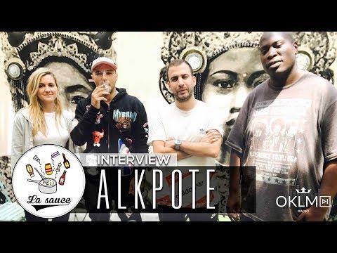 Youtube: ALKPOTE – #LASAUCE SUR OKLM RADIO 04/07/17