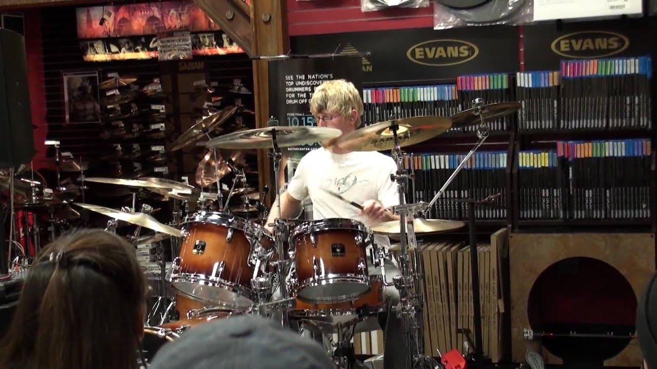 2009 guitar center drum off englewood colorado on 10 15