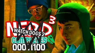 Nerd³ Completes... Watch Dogs 2 - 28 - Police Neutrality