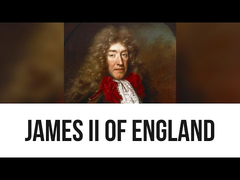 James II of England: Everything you need to know...