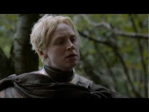 Brienne Pledges To Catelyn [HD]