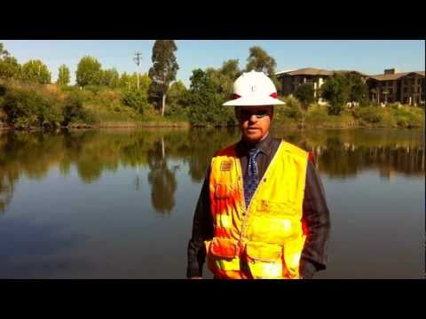 Napa Flood Control Project Plans For A Dry Bypass