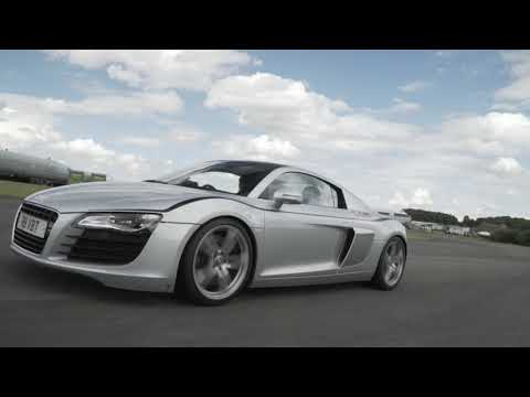 TTS PERFORMANCE TWIN SUPERCHARGED R8 V8 TEST
