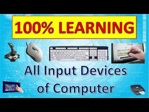 all-input-device-of-computer---keyboard,-mouse,-scanner,-micr,-barcode-in-simple-tutorial-#-3|-hindi