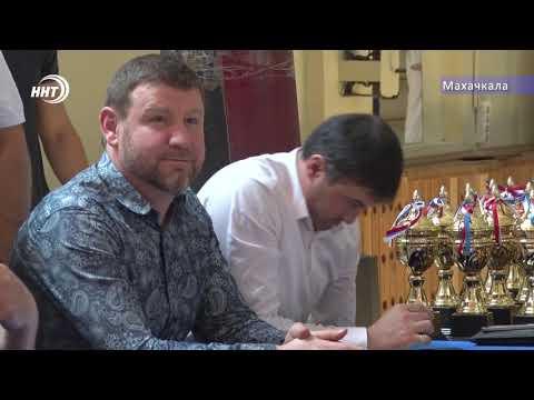 В Махачкале дан старт третьему турниру на призы чемпиона мира и Европы Тимура Гайдалова
