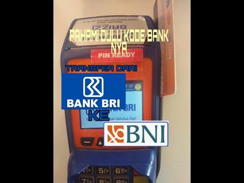 Cara transfer antar bank mudah & cepat edc brilink