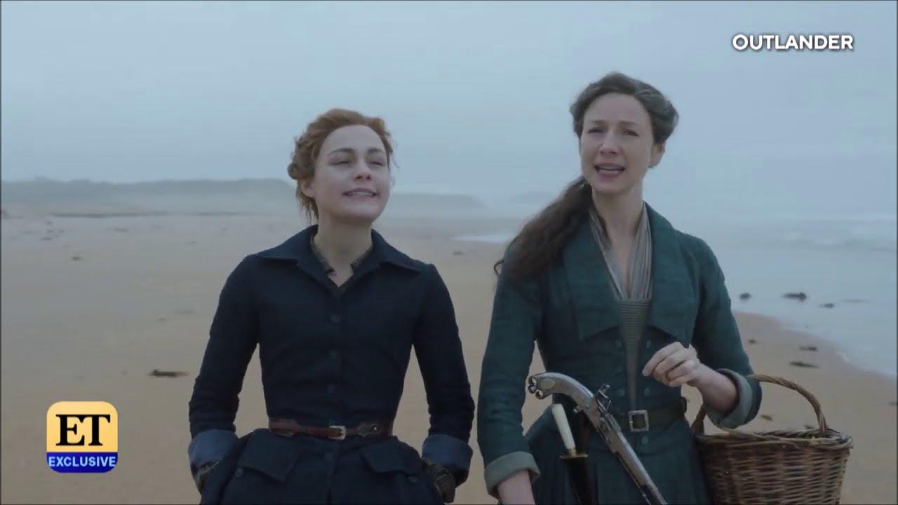 Outlander | Bloopers - Season 5 Sneak Peek