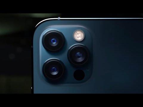 Представляем iPhone 12 Pro - Apple Реклама
