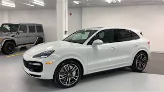 2019 Porsche Cayenne Turbo - Revs + Walkaround in 4k