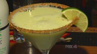 Paradise Untapped: Crow's Nest Key Lime Martini 06/17/2015