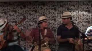 Heróis de Botequim - O Meu Amor Chorou [13 de maio de 2012 - Café Nice com Lili Moreira]