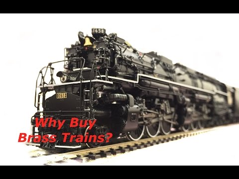 Brass Trains: The Basics and Why Buy Brass?