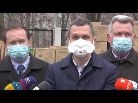 ObjectivTv: На Харківщину привезли гуманітарну допомогу від Офісу президента