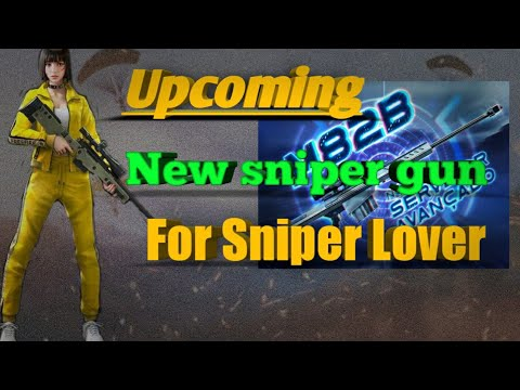 New Sniper gun in free fire 😍 // explain snipers power's// Thunder Tamil Gamers // #ttg