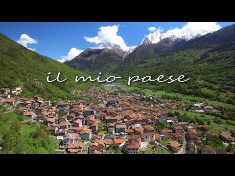 Armando Simonini - Il mio paese (official video)