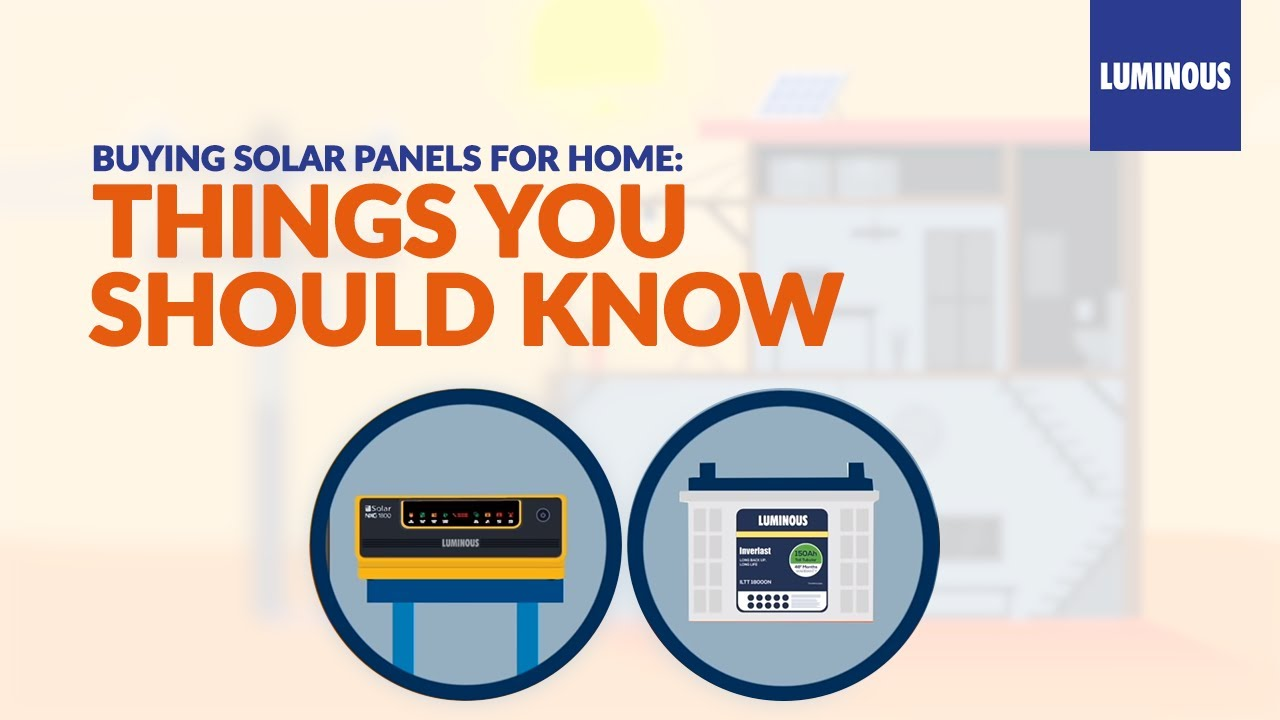 Best Solar Panel UPS Inverter Online at Best Price in India