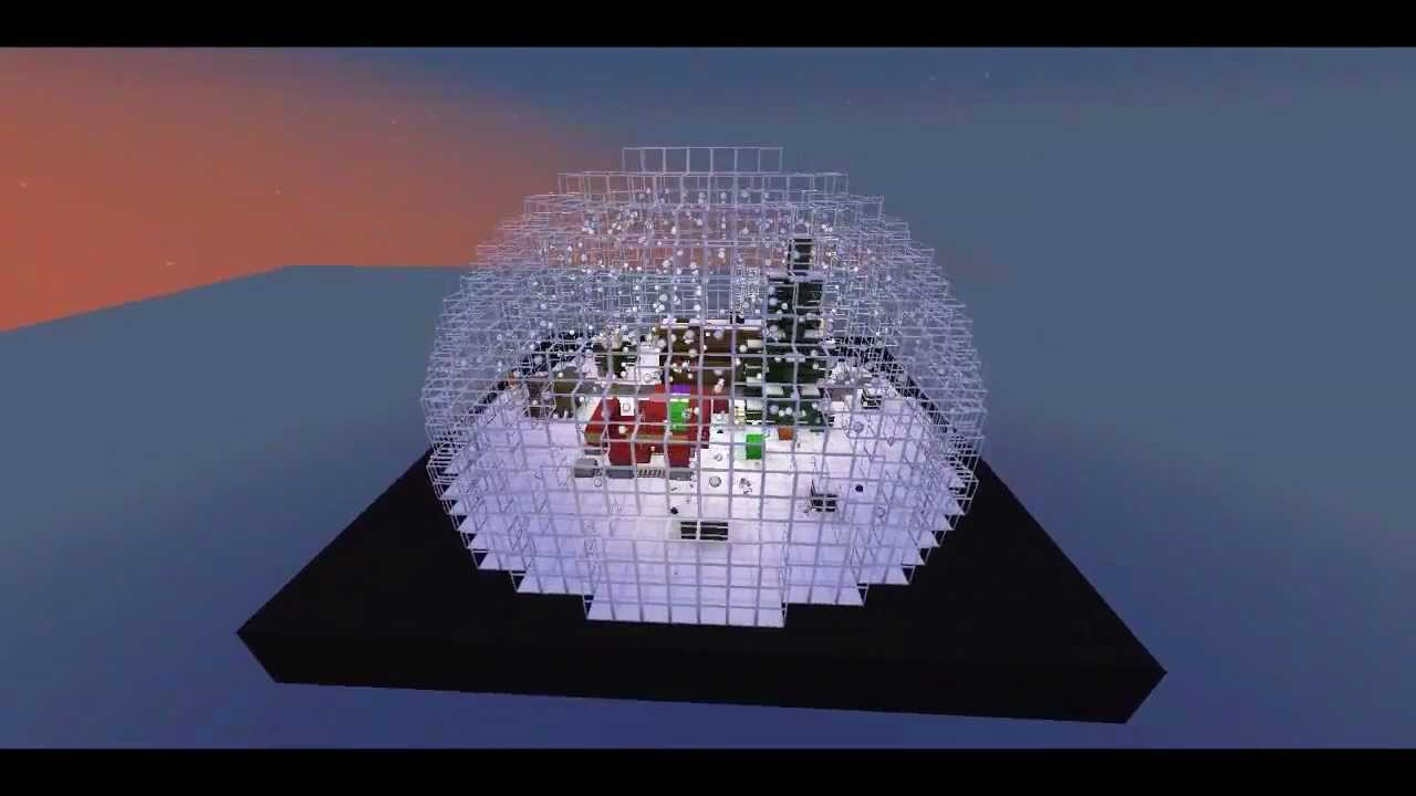 Snow globe in minecraft sethblings 350k subscriber special snow globe in minecraft sethblings 350k subscriber special youtube gumiabroncs Images