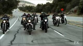 SONS OF ANARCHY - AWOLNATION - 'Burn It Down' (ACTUAL SCENE + AUDIO) !HD!