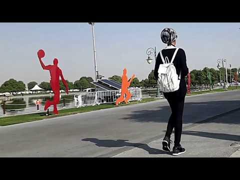 Aspire Park & Al Aziziya Boutique Hotel - Doha Tour