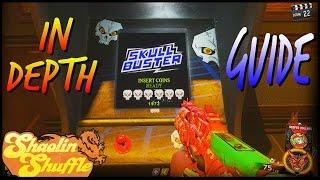 Skull Buster Guide! In Depth Shaolin Shuffle Easter Egg Tutorial (GNS 3)