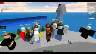 Roblox Games-- Natural Disasters | TSUNAMI!!!!!!