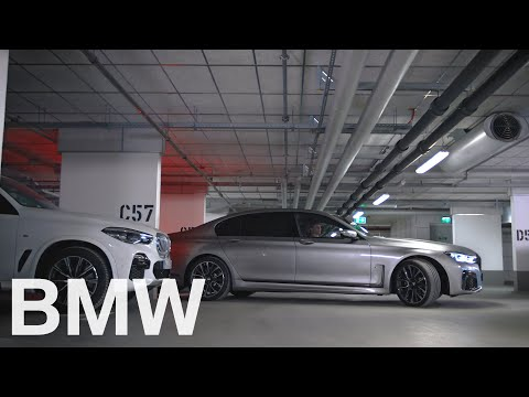 How to use Active and Auto Park Distance Control – BMW How-To