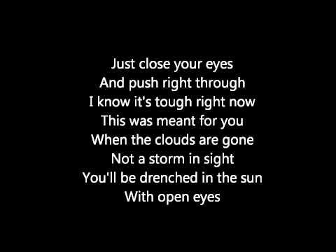 Debby Ryan Open Eyes Lyrics