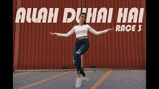 Allah Duhai Hai Song  - Race 3 | Salman Khan | JAM8 (TJ) | Dance Choreography by Janu Raj