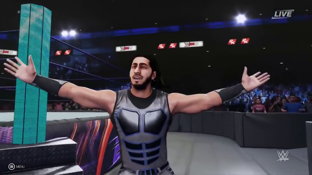 WWE 2K19 Roster: Most Exciting New Superstars Added