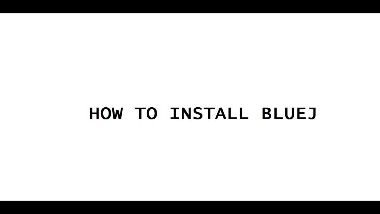 Bluej 3. 1. 7 | software downloads | techworld.