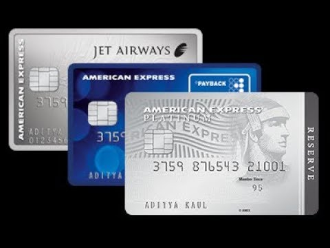 Information About American Express Card In India