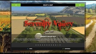 Today we look at version 4 of Serenity Valley,  I did a video of version 2 of this map a while back and now we have version 4 which should be the final version of the map.  I found this map on Modhoster.com and the link is below.    Modhoster.com - https: