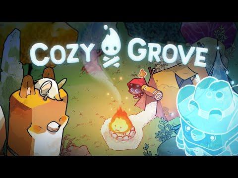 Cozy Grove | 2021 Announcement Trailer