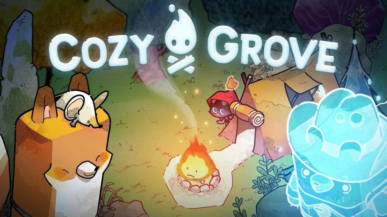 Cozy Grove трейлер игры