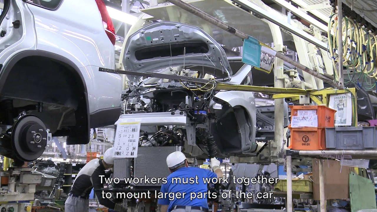 Nissan Factory Japan Tour