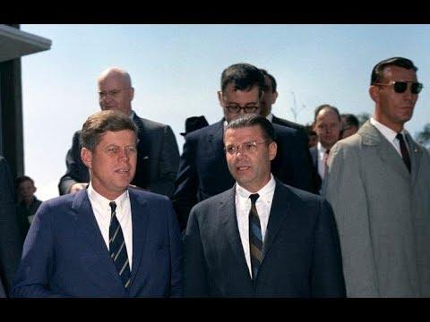 Robert McNamara-JFK Tapes Compilation
