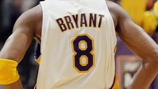 Kobe Bryant #8 - Memento