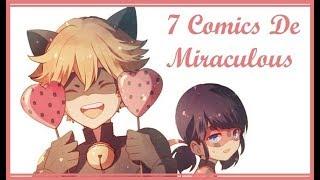 """7 Cómics Graciosos De Miraculous"""