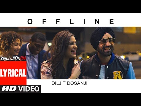 Offline Lyrical  Song   CONFIDENTIAL  Diljit Dosanjh  Latest Song 2018