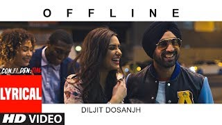Offline Lyrical Video Song  | CON.FI.DEN.TIAL | Diljit Dosanjh | Latest Song 2018