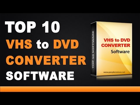 what is the best vhs to dvd converter machine