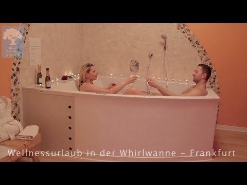 Wellnessurlaub in der Whirlwanne - Frankfurt