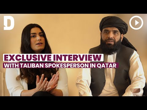 EXCLUSIVE: One-on-one with Suhail Shaheen, Taliban spokesperson