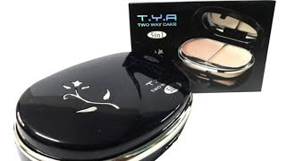 T Y A 5 in 1 compact powder review