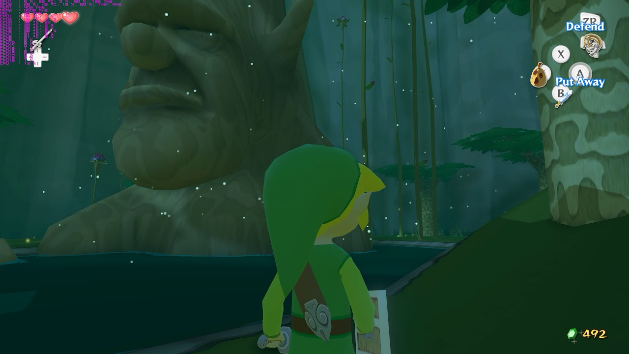 The Legend of Zelda: The Wind Waker HD - CEMU Wiki