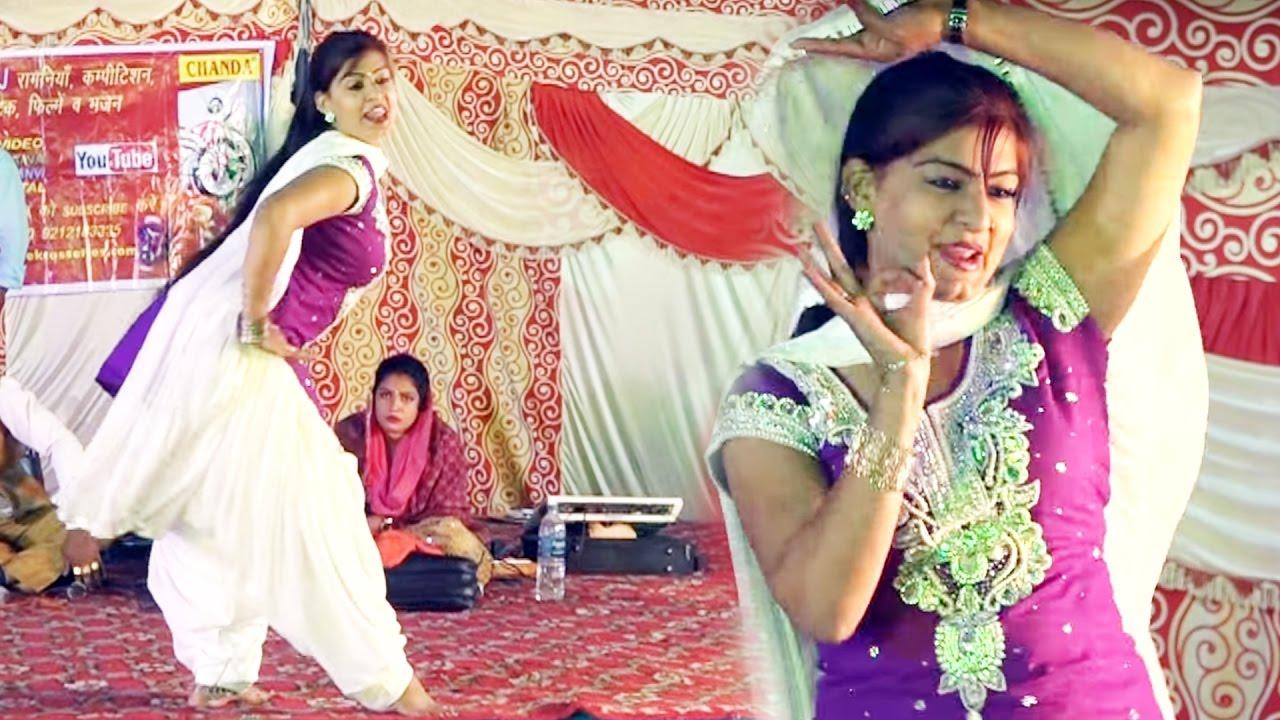 ऐसे डांस तो हरयाणे में देखने को ही नही मिलते    Haryanvi Papular Dance    New Live Monika 2017
