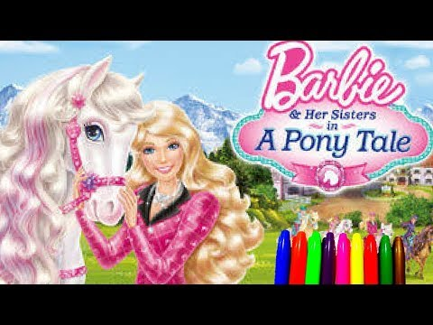 Barbie & Her Sisters in A Pony Tale/Gallery | Barbie Movies Wiki ... | 360x480
