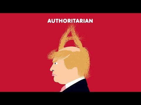Trump alphabet song